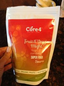 Core 4 Fruit N' Veggie Might