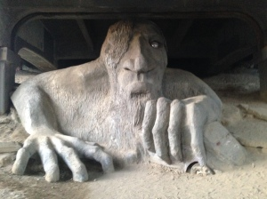 ....and the Fremont Troll?