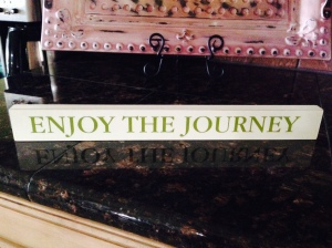 Gift From My Training Partner….great reminder!