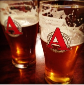 A night at the fabulous Avery Brewing Tap House (click pic for info)