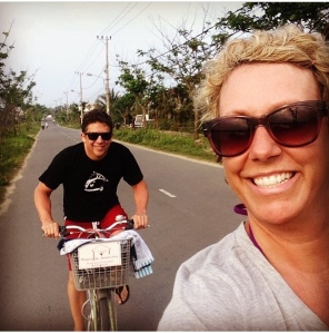 Cruisin' the streets of Hoi An and Cua Dai Beach