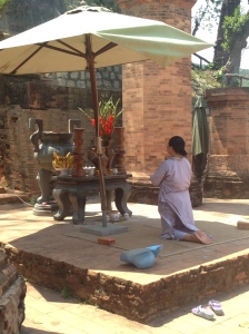 At Po Nagar Temple
