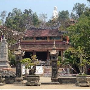 Long Son Pagoda Nha Trang, Vietnam