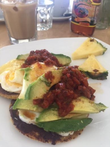 Desayuno en Nordico